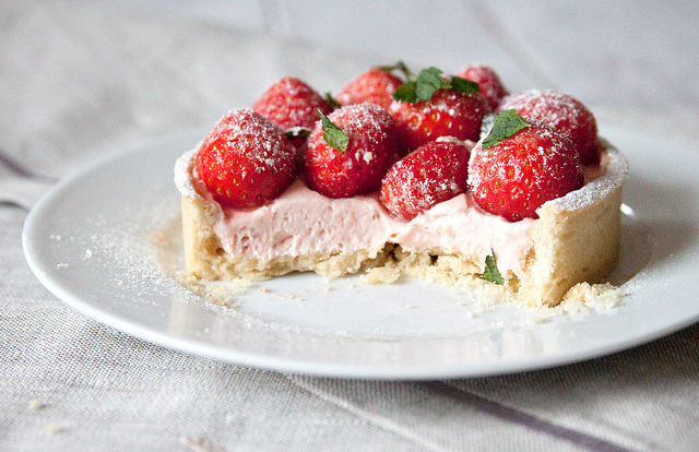 Pourquoi la base de tarte ne bouillir pas?